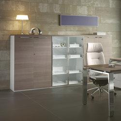 Concepto Free | Cromo | Teka Ceniza | Cabinets | Ofifran