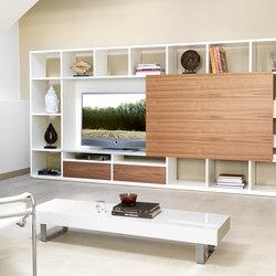 Pareti attrezzate 5 mobili contenitori arredo per la casa for Mobili walser