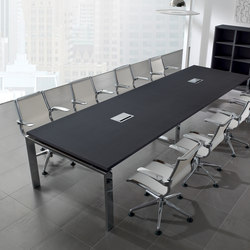 Concepto Free negro cromo | Tables multimédia pour conferences | Ofifran