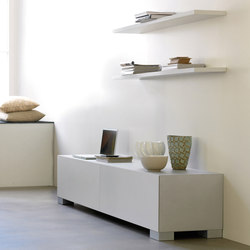 vifian'pure | Wall shelves | Vifian Möbelwerkstätten AG