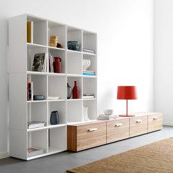 vifian'pure | Bibliothèques | Vifian Möbelwerkstätten AG