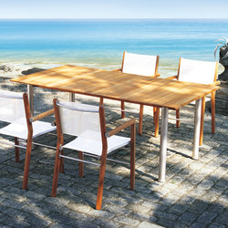 Domido table | Dining tables | Fischer Möbel