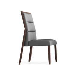 Square silla sin brazos | Visitors chairs / Side chairs | Ofifran