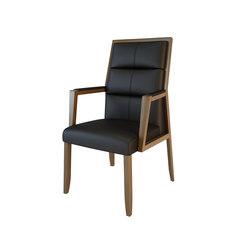 Square silla con brazos | Besucherstühle | Ofifran