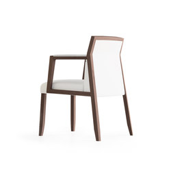 Square meeting con brazos | Chairs | Ofifran
