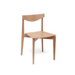 Bridge chair | Restaurant chairs | Case Furniture