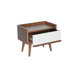 Celine bedside | Nachttische | Case Furniture
