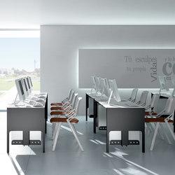 Lance mesas auxiliar formación | Tables collectivités | Ofifran