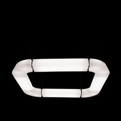 Circular Pol XXL | Suspended lights | martinelli luce
