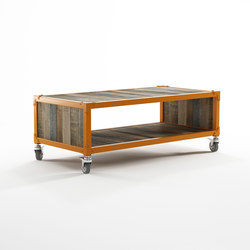 Atelier RECTANGULAR COFFEE TABLE | Mesas de centro | Karpenter