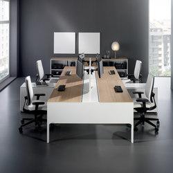 Lance sistema bench | Tischsysteme | Ofifran