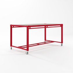 Atelier RECTANGULAR DINING TABLE | Dining tables | Karpenter