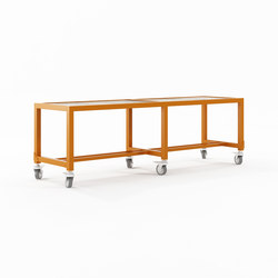 Atelier TABLE BENCH | Bancs | Karpenter