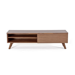 Cross media cabinet | Mobili per Hi-Fi / TV | Case Furniture
