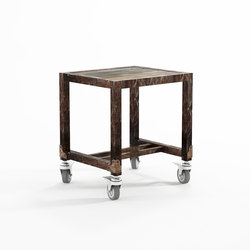 Atelier TABLE STOOL | Taburetes | Karpenter
