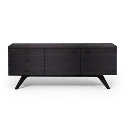 Cross sideboard | Credenze | Case Furniture
