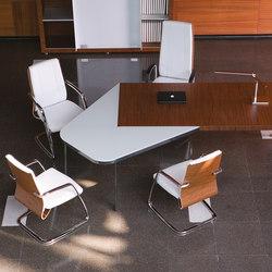 Prima Sinfonia tela ala reunion blanco | Executive desks | Ofifran