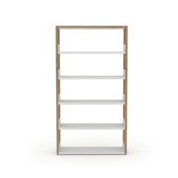Lap shelving tall | Office shelving systems | Case Furniture