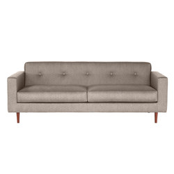 Moulton 3 seat sofa | Sofás lounge | Case Furniture
