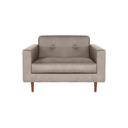 Moulton armchair | Poltrone lounge | Case Furniture