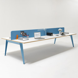 Pigreco | Desking systems | Martex