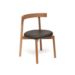 Oki Nami chair | Chaises de restaurant | Case Furniture
