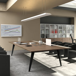 Pigreco | Multimedia conference tables | Martex