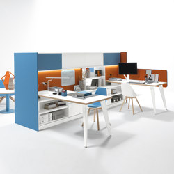 Vertebra | Office Pods | Martex