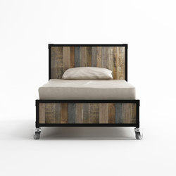 Atelier SINGLE BED | Camas individuales | Karpenter