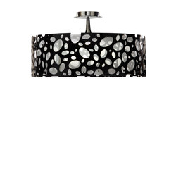 Moon ceiling lamp black | Illuminazione generale | MANTRA
