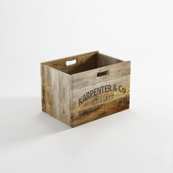 Atelier BOX Logo KARPENTER | Storage boxes | Karpenter