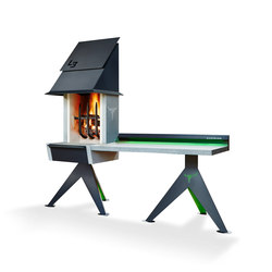 L3 | Barbecues | Kaufmann Green
