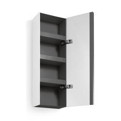 Ciacole 8050.17 | Wall cabinets | Lineabeta