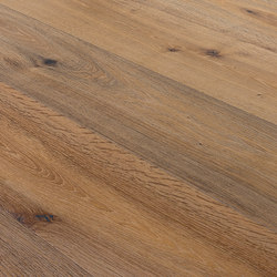 OAK Vulcano Medium brushed | natural oil | Wood flooring | mafi