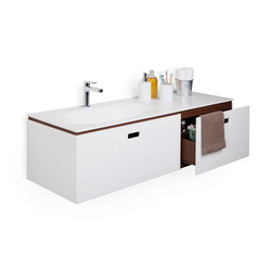 Ciacole 8063.26 | Lavabos mueble | Lineabeta