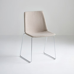 Akami S | Visitors chairs / Side chairs | Gaber