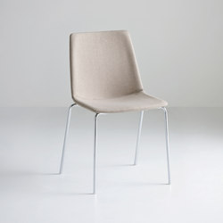 Akami Na | Visitors chairs / Side chairs | Gaber