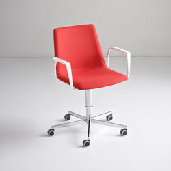Akami 5R Bracciolo | Office chairs | Gaber