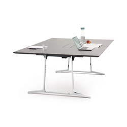 skill conference table system | Tavoli multimediali per conferenze | Wiesner-Hager