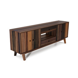 Brooklyn MEDIA CABINET | Multimedia sideboards | Karpenter