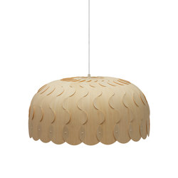 Beau Bamboo | Suspended lights | David Trubridge Studio