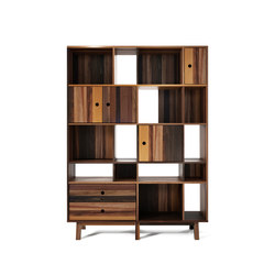 Brooklyn BOOKCASE | Shelving systems | Karpenter