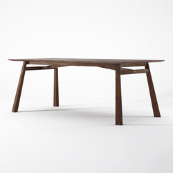 Carpenter RECTANGULAR DINING TABLE | Dining tables | Karpenter