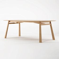 Carpenter RECTANGULAR DINING TABLE | Dining tables | Karpenter