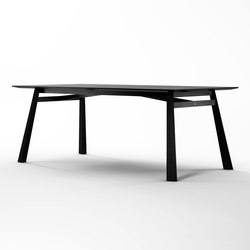 Carpenter RECTANGULAR DINING TABLE | Tavoli pranzo | Karpenter
