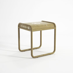 Deserter STOOL | Sgabelli | Karpenter