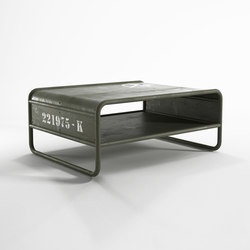 Deserter RECTANGULAR COFFEE TABLE | Coffee tables | Karpenter