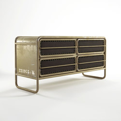 Deserter CHEST W/ 4 DRAWERS | Aparadores | Karpenter