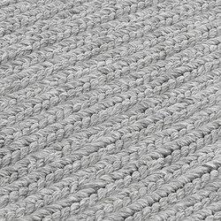 AeroOne Vol. I opal gray | Formatteppiche / Designerteppiche | Miinu