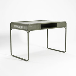Deserter OFFICE DESK | Bureaux plats | Karpenter